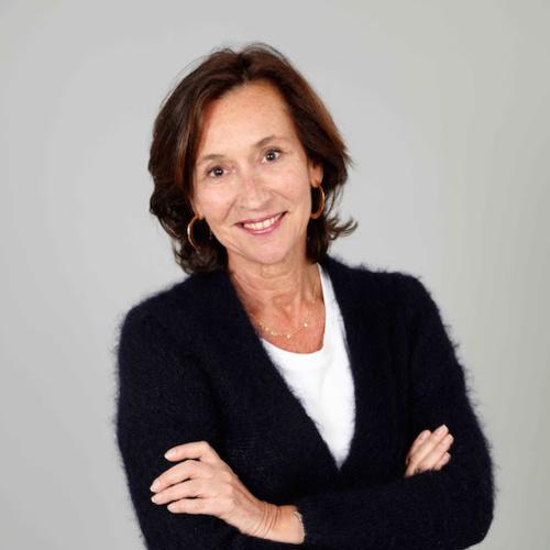Ghislaine de CHAMBINE, directrice du salon Stratégie Clients