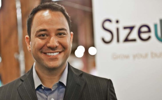 Anatallo Ubalde, CEO de SizeUp (Photo JD Lasica)