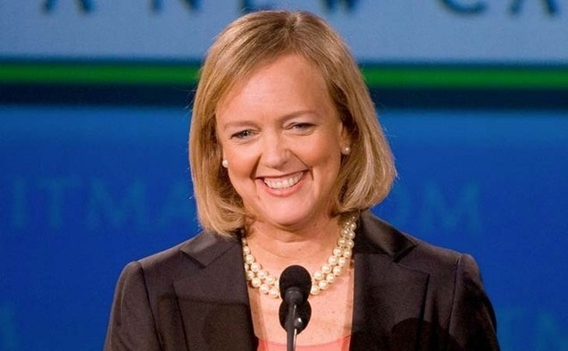 Photo Max Morse. Meg Whitman au Tech Museum de San Jose, le 17/02/2009