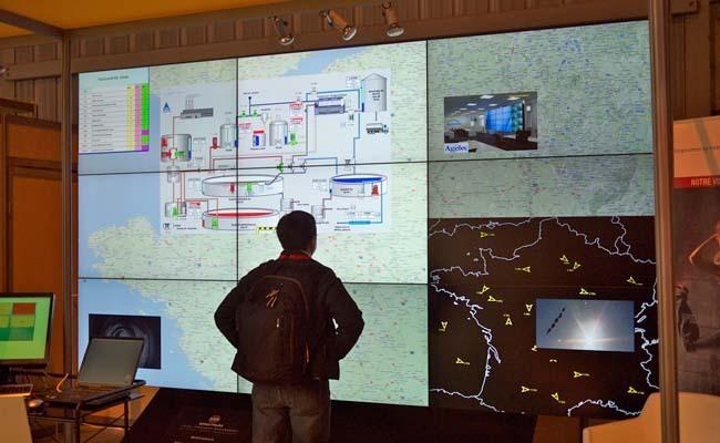 Big Data personnelles analysées au salon Milipol