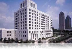Federal Reserve Bank à Atlanta