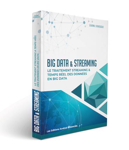 Livre : Big Data, le traitement streaming et temps réel des données