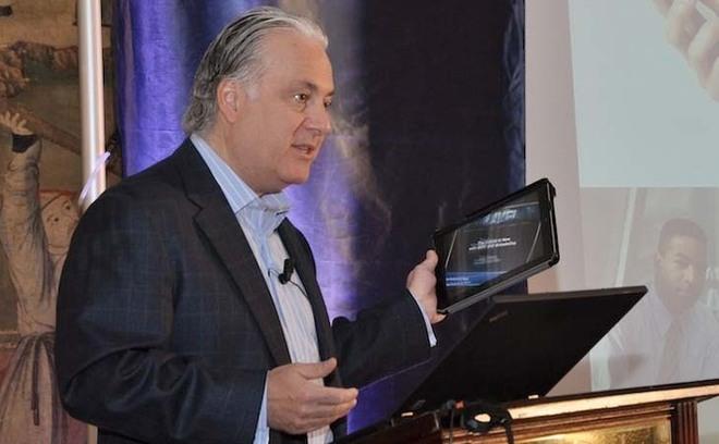 Pete Cittadini le 17 novembre 2011 - Photo Oseon Conversations