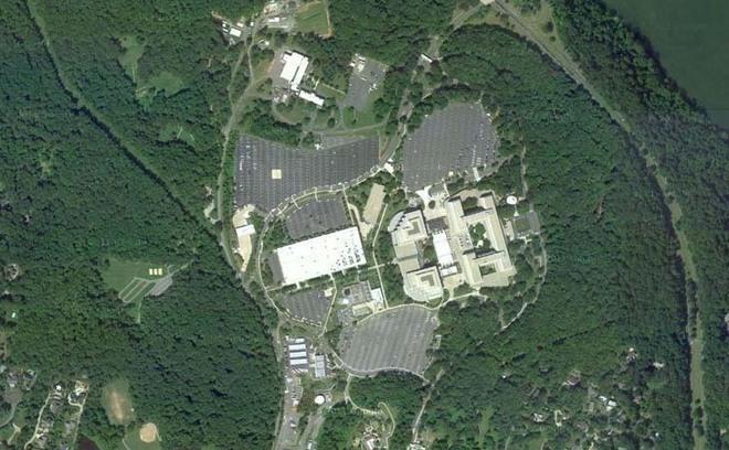 Langley, quartier général de la CIA