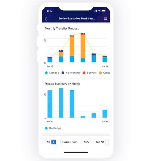 Anaplan permet une planification à tout moment avec une nouvelle expérience utilisateur et une application mobile