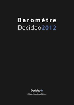 Le Baromètre Decideo 2012