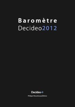 Le Baromètre Decideo 2012