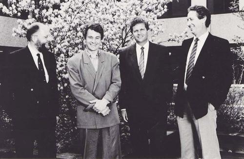 Les fondateurs de SAP