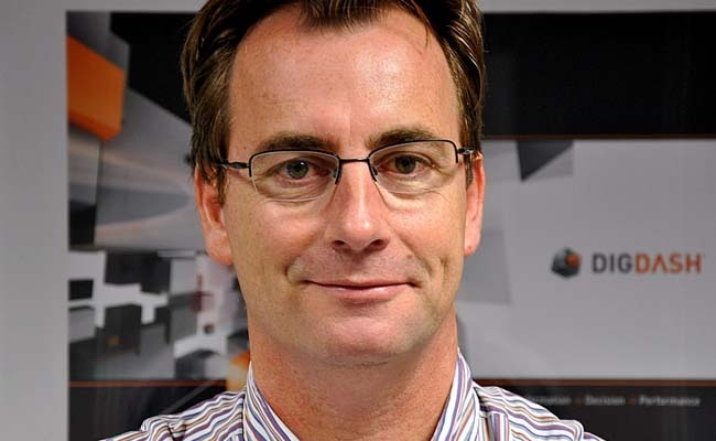 Eric GAVOTY, VP Sales & Marketing Digdash
