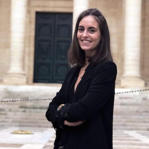 Lucie Chapus, Consultante Dataprotection et Confiance digitale au sein de la  practice Security4Business de Magellan Consulting (entité de Magellan Partners)