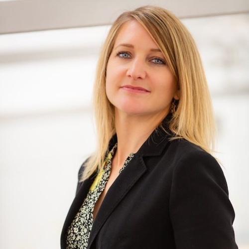 Hélène Goumard, Senior Solutions Consultant chez SAP Concur.