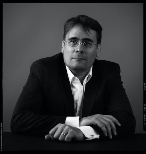 Frans Imbert-Vier, PDG d'UBCOM agence de conseil spécialisée en protection du secret et souveraineté de la donnée