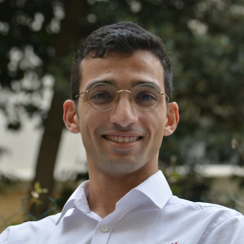 Yacine Hadji, ingénieur applications IoT, Bosch Rexroth France