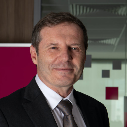 Jean-Paul Alibert, Président T-Systems France, groupe Deutsche Telekom.