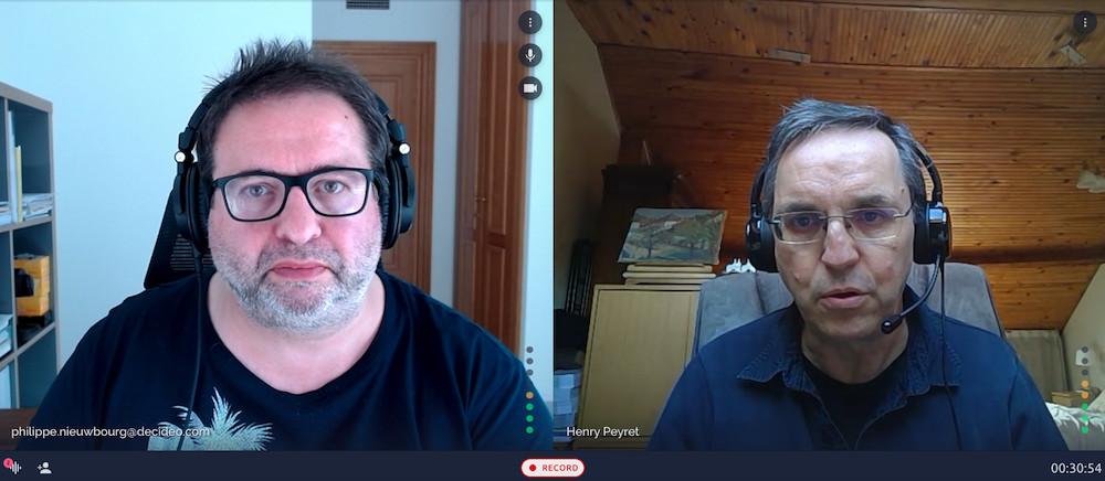Podcast: Henry Peyret, Auteur et techno-philosophe