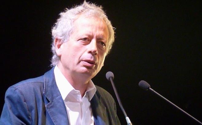Pierre GEORGET, CEO de GS1 France, le 31 août 2012