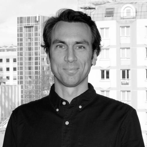 Grégory Serrano, co-fondateur d'Invenis