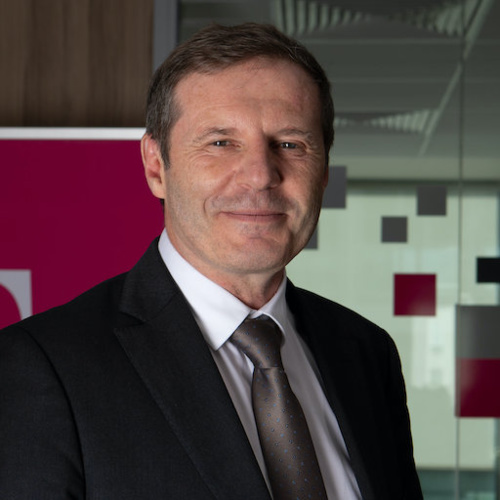 Jean-Paul Alibert, Président T-Systems France, groupe Deutsche Telekom