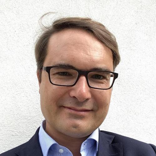 Thomas Knidler, responsable secteur bancaire chez Blue Prism