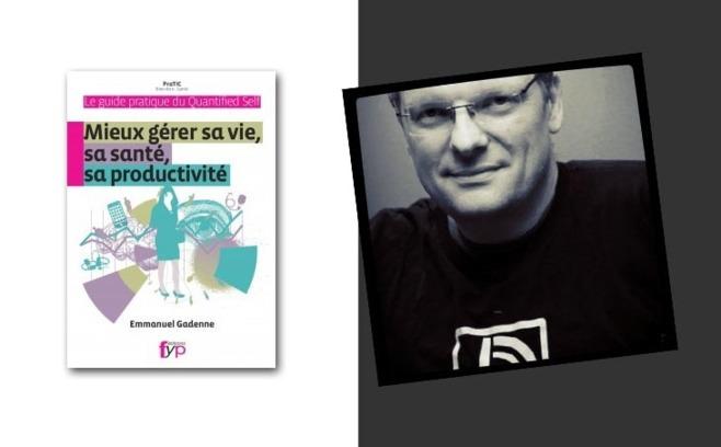 Emmanuel GADENNE et la couverture de son livre