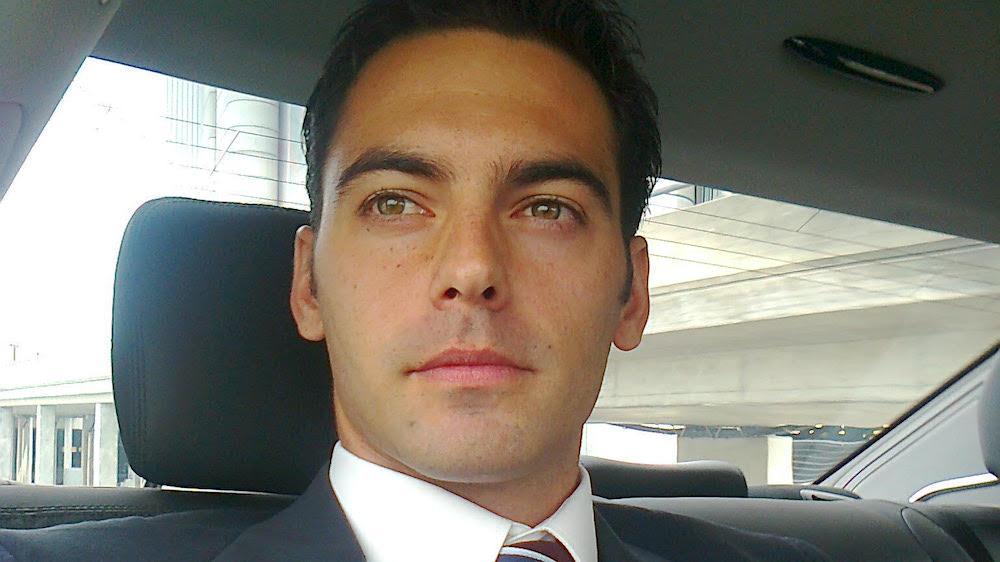 Giovanni Mangani, responsable avant-ventes chez Pegasystems