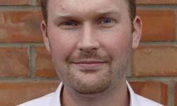 Craig Pumfrey, directeur marketing communications de NICE Systems