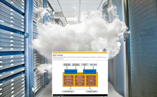 SAP met HANA en cloud chez Amazon