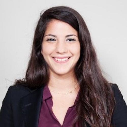 Francesca Serio, Senior Consultant chez Almond