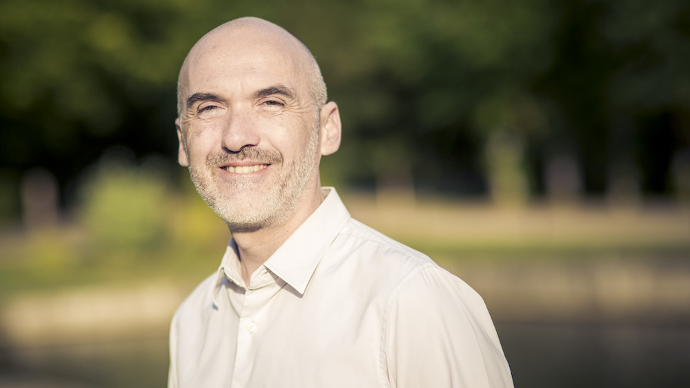 Jean-Marc Lazard, CEO Opendatasoft