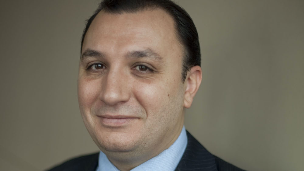 Mikaël Elbaz, associé chez Mazars en charge de l'analyse de données