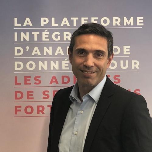 Raphaël Savy, Directeur Europe du Sud chez Alteryx