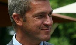 Marc Delhaie, Président-Directeur Général d'Iron Mountain France