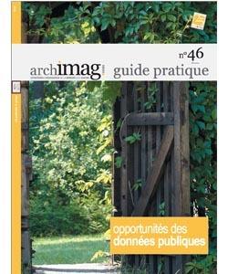 Archimag publie un guide pratique sur les données publiques