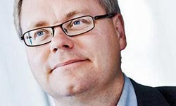 Martin Gren, co-fondateur d'Axis Communications