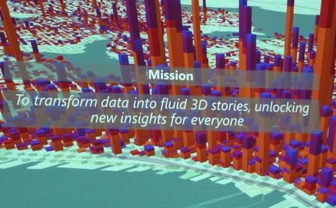 Excel GeoFlow pour raconter vos histoires de données avec des cartes en 3D
