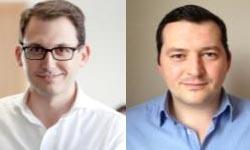 Romain Chaumais, Co-fondateur d'Ysance et directeur des opérations, et François de Charon, Directeur de la stratégie digitale chez Ysance