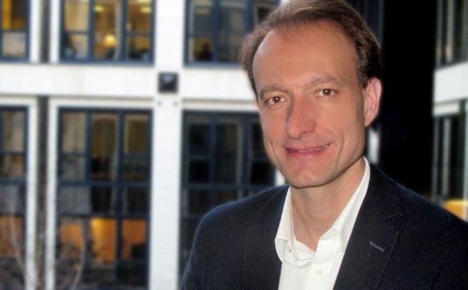 Laurent Lefouet, Directeur Général d'Anaplan pour la région EMEA