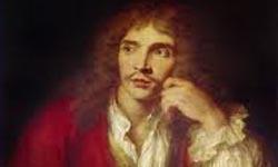 Molière, de son vrai nom, Jean-Baptiste Poquelin