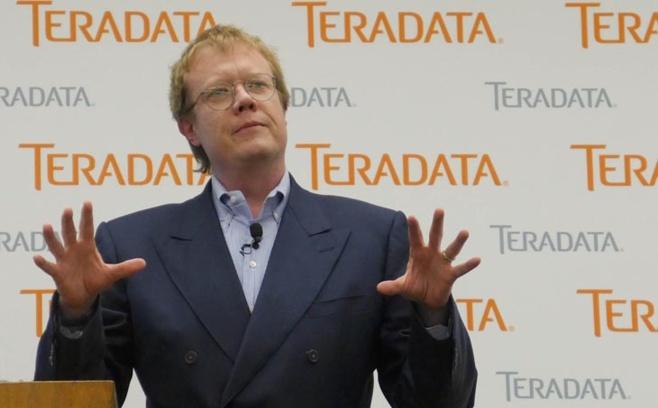 Scott GNAU, Président de Teradata Labs