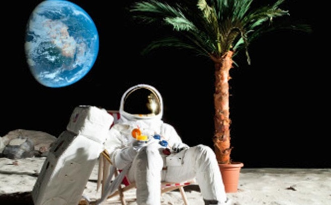 Du big data entre la terre et la lune à 622 Mb/s