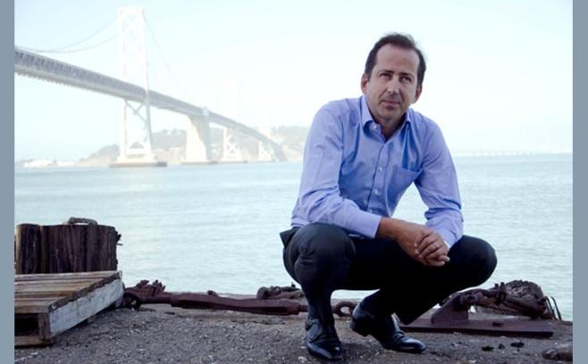 Frédéric Laluyaux, CEO de Anaplan - Photo Anaplan
