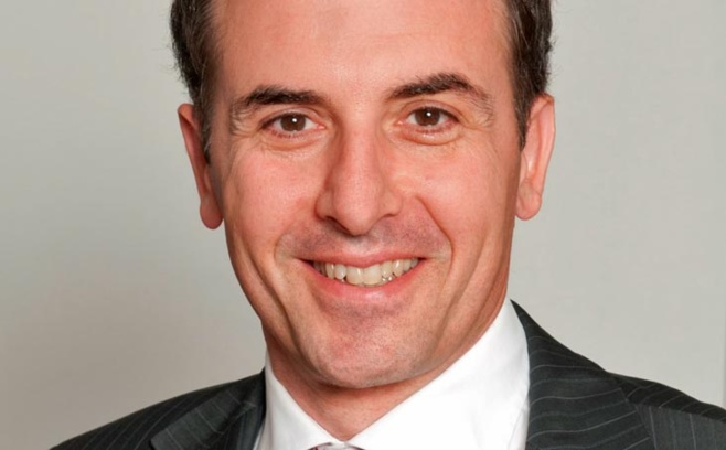 Eric Soares, VP Symantec France
