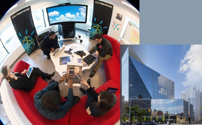 IBM place Watson au coeur de sa stratégie Big Data