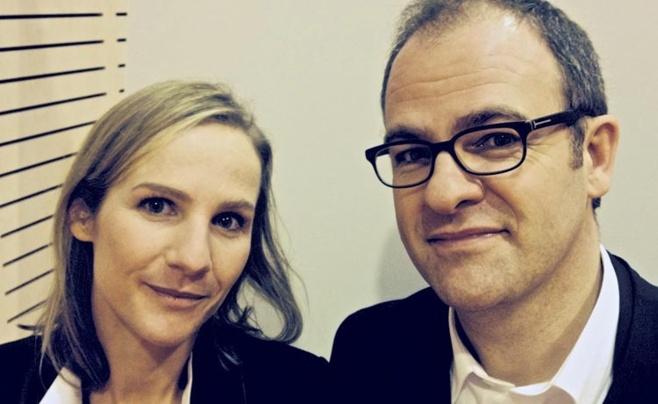 Hélène-Camille Thiébault et Pascal Gouelo sont Consultants Avant-vente chez Oracle, sur l'offre EPM (Enterprise Performance Management)