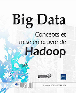 Livre : Big Data, concepts et mise en oeuvre de Hadoop