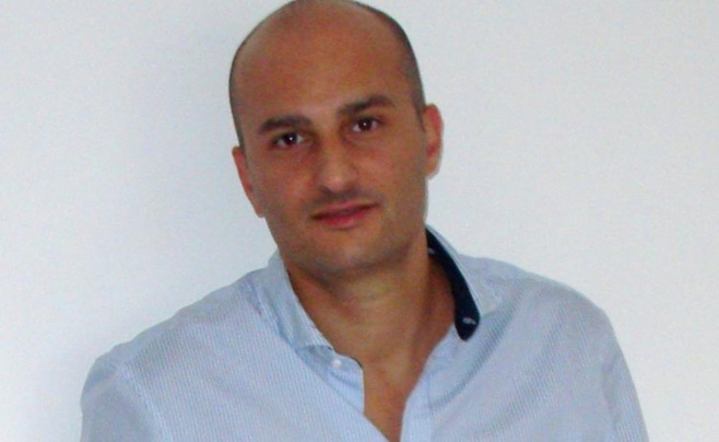 Olivier Serfaty, fondateur de Step-in