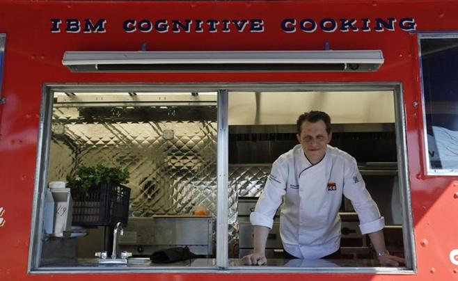 A SXSW, IBM met Watson au service de la cuisine créative