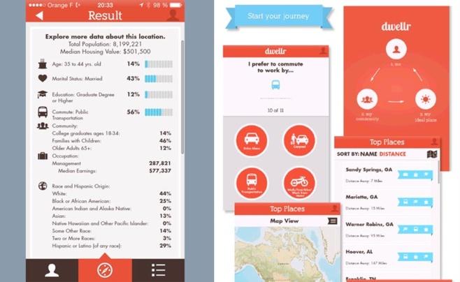 Le Census Bureau passe de la carte perforée à l'application mobile