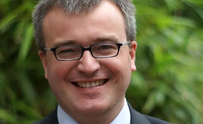 Laurent Detournay, Directeur Général de la filiale française Easyphone, groupe Altitude Software