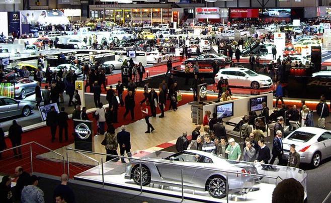 Palexpo accueille par exemple la salon de l'automobile de Genève